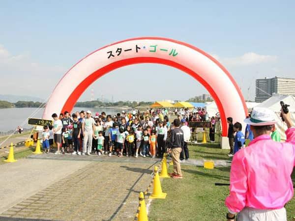 大阪リバーサイドマラソン
